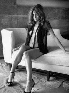 1. Eva Mendes – topless photoshoot, 2009