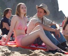 1. Evan Rachel Wood Sexy – Down in the Valley, 2005