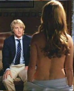Wedding crashers nude scenes, pics clips ready to watch