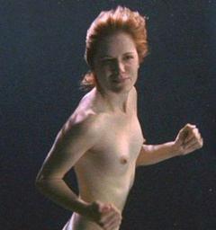 1. Kim Dickens Naked – Out of Order, 2003