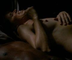 1. Kim Dickens Naked – Treme, 2010