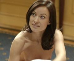 1. Olivia Wilde Naked – Third Person, 2013