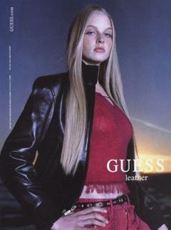 1. Rachel Nichols See-Through – Guess Ad, 2001