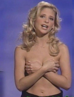 1. Sarah Michelle Gellar Sexy – Saturday Night Live 25th Anniversary, 1999
