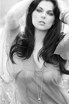 1. Serinda Swan – topless photo shoot, 2010