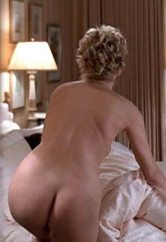 1. Sharon Stone Naked – The Muse, 1999