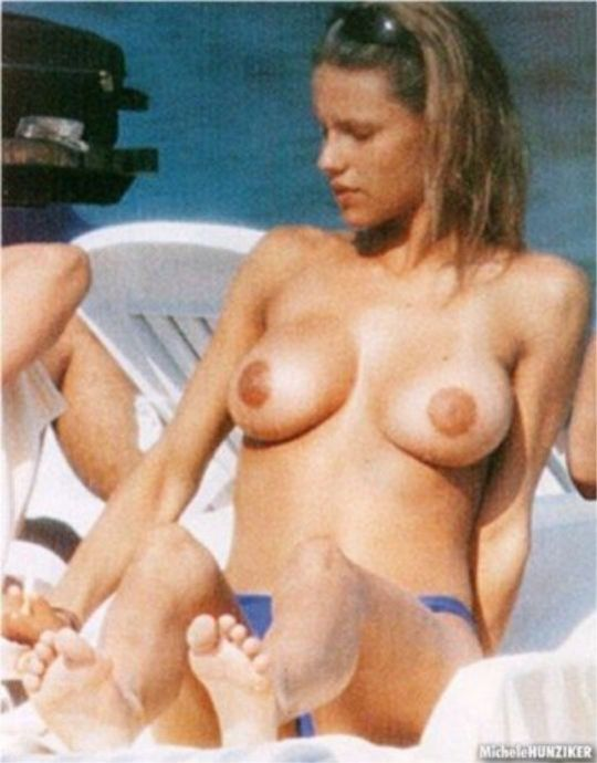 Michelle Hunziker Nude Banned Sex Tapes