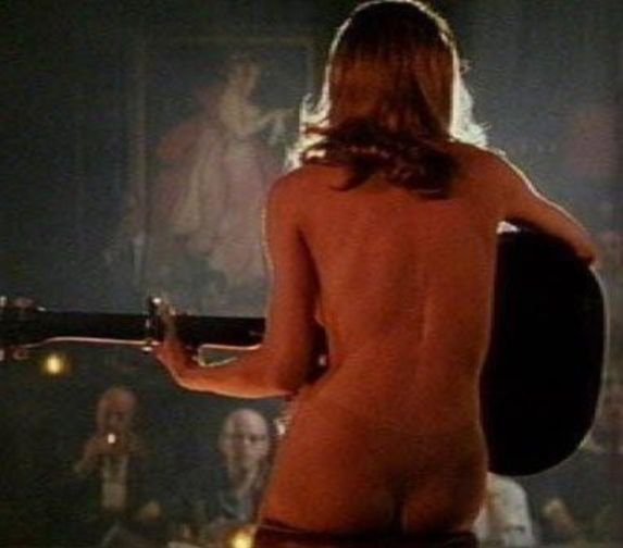 robin wright naked