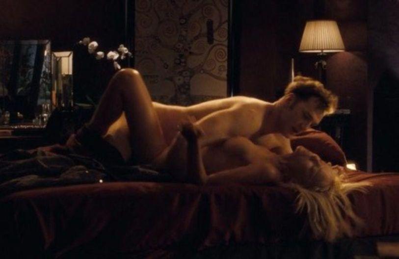 Смотреть эротические сцены из фильма основной инстинкт, порно эмма мэй анал