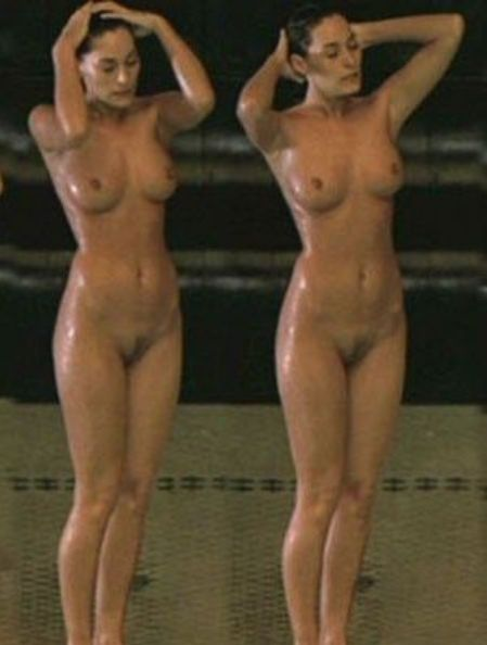 Zita Görög  nackt