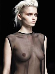 Abbey Lee Kershaw – see through, 2011