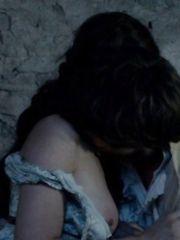 Alessandra Mastronardi Naked – La certosa di Parma, 2012