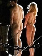 Anna Faris Naked – On the set of What's My Number, 2010