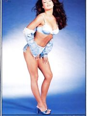 Carmen Electra in Lingerie – 2000 calendar, 1999