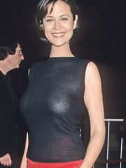 Catherine Bell See Through – Edtv premiere, 1999