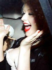 Christina Aguilera – Nip slip, 2012