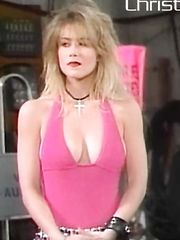 Christina Applegate Sexy – Married... with Children, 1987