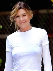 Ellen Pompeo – see through, 2008