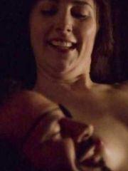 Emma Hamilton Naked – The Tudors, 2009