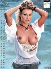 Eva Henger Naked – 2006 Calendar, 2005