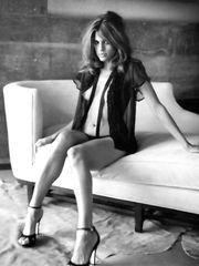 Eva Mendes – topless photoshoot, 2009