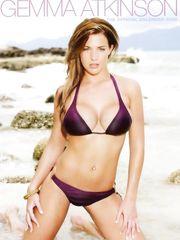 Gemma Atkinson in Bikini – 2009 Calendar, 2008