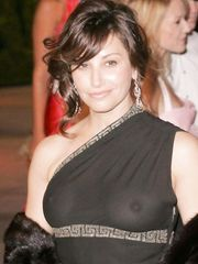 Gina Gershon See Through – Vanity Fair Oscar Party, 2006