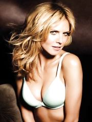 Heidi Klum – Perfect One Bra Ad, 2009