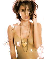 Irina Shayk – Intimissimi Lingerie Ad, 2008