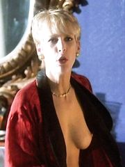 Jamie Lee Curtis Naked – Mother's Boys, 1994