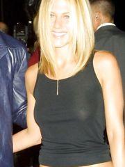 Jennifer Aniston See Through – Rock Star premiere, 2004