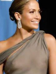 Jennifer Lopez See Through – 2001 Oscars , 2001