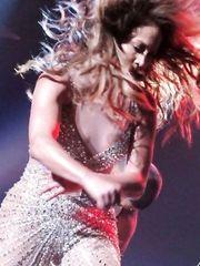 Jennifer Lopez – nipple slip, 2012