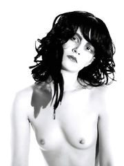 Jillaine Gill Naked – Cut to Black, 2013