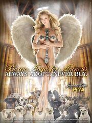 Joanna Krupa Sexy – PETA ad, 2009
