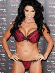 Jordan – Lingerie Launch Party, 2008