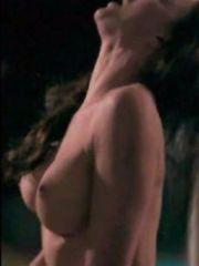 Kari Wuhrer Naked – Spider's Web, 2002