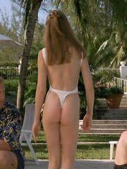 Katherine Heigl Sexy – My Father the Hero, 1994