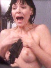 Kim Cattrall Naked – Split Second, 1992