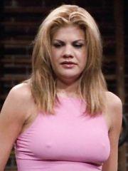 Kristen Johnston Sexy – 3rd Rock from the Sun, 1996