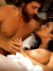 Manuela Arcuri Naked – Imperia, la grande cortigiana, 2005