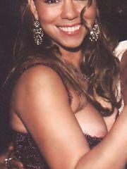 Mariah Carey – Nip slip
