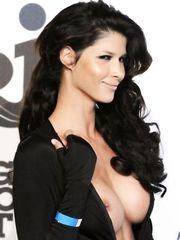 Micaela Schafer Nip Slip – We love Energy Fashion Night, 2011
