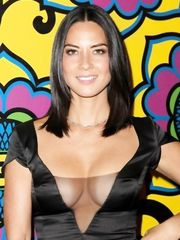 Olivia Munn Sexy – Emmy Awards, 2012