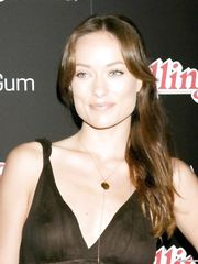 Olivia Wilde See Through – Rolling Stone Hot List Party, 2007