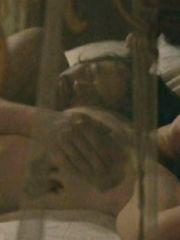 Olivia Williams Naked – To Kill a King, 2003