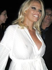 Pamela Anderson See Through – Grand Prix party, 2008