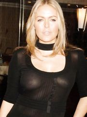 Patsy Kensit See-Through – Television And Radio Industries Club Ceremony, 2008