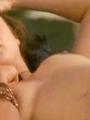 Rachel Weisz Naked – Stealing Beauty, 1996