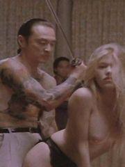 Renee Allman Naked – Showdown in Little Tokyo, 1991